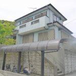 勝浦市墨名 2世帯住宅対応の中古住宅