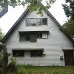 3階建ての母屋(外観)