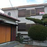 勝浦市部原 海近の大型住宅(畑・倉庫・車庫付)