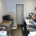 厨房スペース(キッチン)