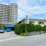 御宿海水浴場徒歩2分。敷地400坪超。客間14室・大広間50帖の売り旅館。